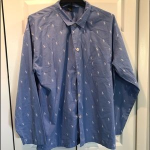 Polo by Ralph Lauren - Pajama pants w/ 2 shirts‼️